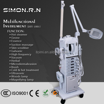 17 IN 1 multifunction facial machine beauty beauty equipment beauty skin instrument