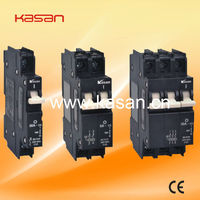 QA 30A 1P,2P,3P,South Africa type Hydraulic Magnetic Circuit Breaker