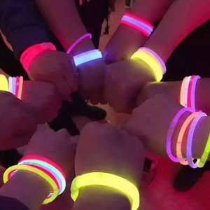 8 Inch Party Favor Glow Sticks Bracelet