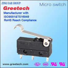 Auto electric window switch on off water pump automatic micro switch