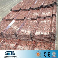 THE MOST POPULAR TYPES / PPGI/PPGL/prepainted GI/GL steel coils/color corrugated roofing sheets/metal building material