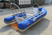 2016 CE Approved Rigid Inflatable Boats with Engine RIB Boat Italy