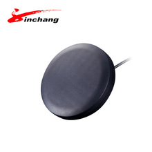 Round box outdoor SMA connector magnetic GSM antenna base