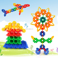 Plastic connecting buidling bricks PP brain game puzzle toy