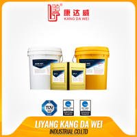 RTV higer quality rubber coating for chimney anti-corrosion With good thixotropy