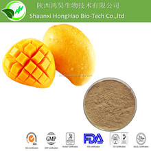 Yellow brown Powder African Mango Seed P.E.High Quality 10:1 Brown wild mango seed powder extract