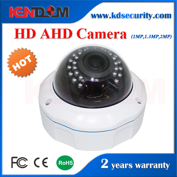 KENDOM <strong>Security</strong> Waterproof IP66 Dome Camera Housing 2MP 1080P Outdoor Installation Better than 1200TVL