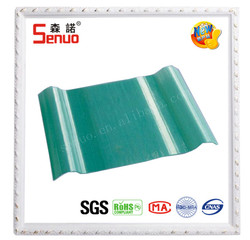 Cheap Roofing Material of Fiber Glass Roof Tile