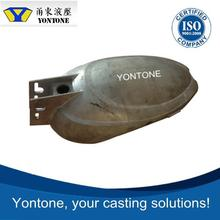 Low MOQ ISO Approved Plant High-Quality Die Casting Alu Led Street Lighting Fixture Moulding