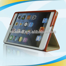 Factory wholesale new products solar charger case for ipad mini