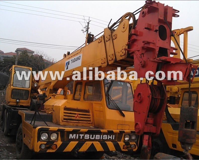 Good used tadano 25 ton mobile crane