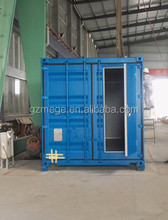 good character steel structure container