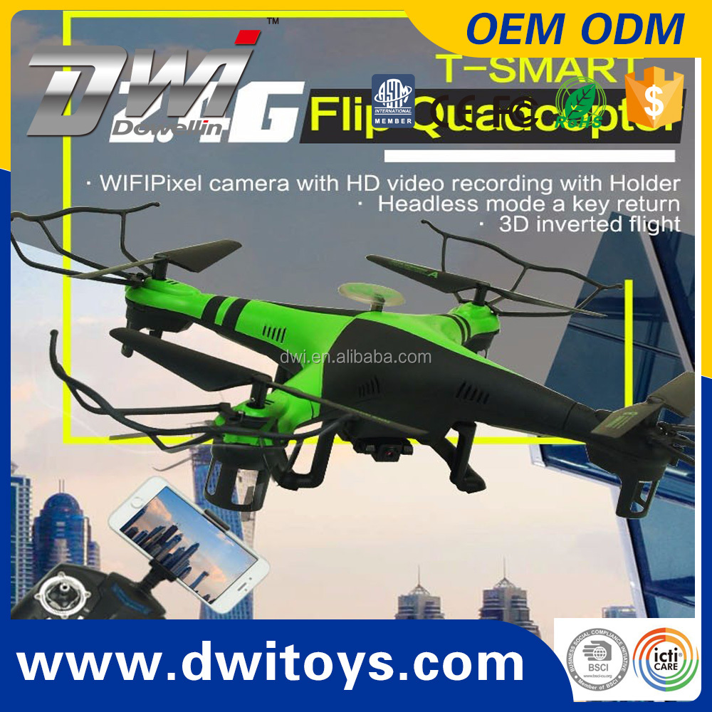 DWI-38w 2.4G 4CH 3D Roll Wifi FPV Contr 2.4G 4CH 3D Roll Wifi FPV Control Altitude Hold big Drone remote control helicopter rc