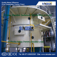 Sale 50T/D soybean solvent extraction plant .rotocel extractor to extract oil with less than 1% residuce oil