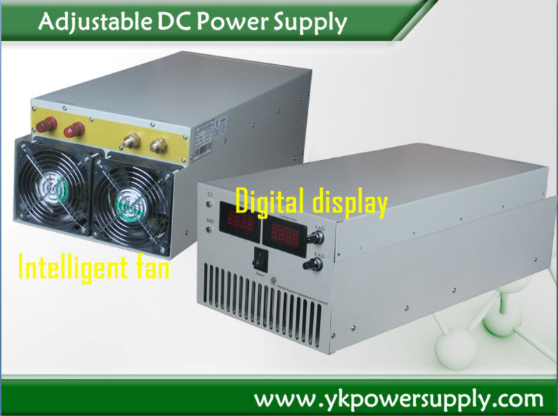 Made in Guangdong China factoryYUCOO Adjustable switching power 6000W/6KW 125V 48A s <strong>source</strong>