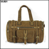 Guangzhou supplier retro styles leather travel bag/laggage bag travel luggage