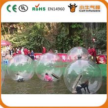 Main product trendy style inflatable water roller wheel from China