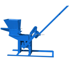 QMR2-40 rotary interlock clay brick making machine price in africa
