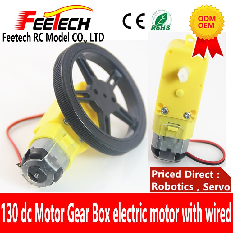 6v dc gear motor DC gear motor dc Motor for Toy Car
