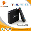 2015 best selling newest design smart google hd sex porn video tv box with 4K M8 box