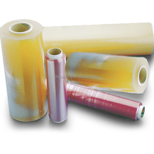 Shanghai factory hot-sale glossy black self adhesive pvc film