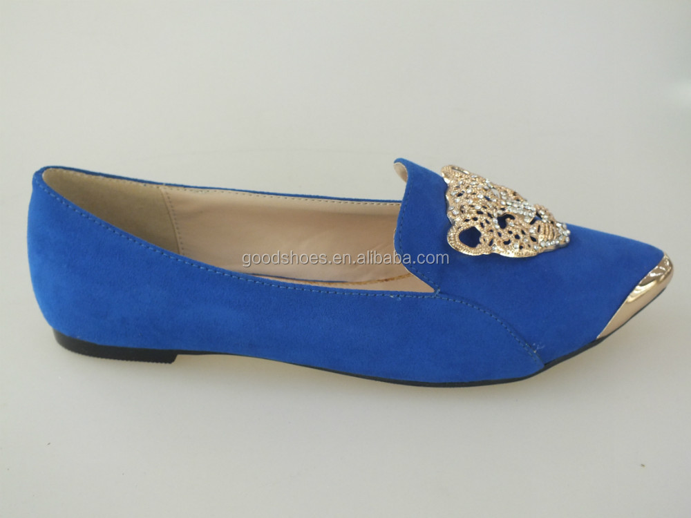 blue suede sexy lady stiletto shoes