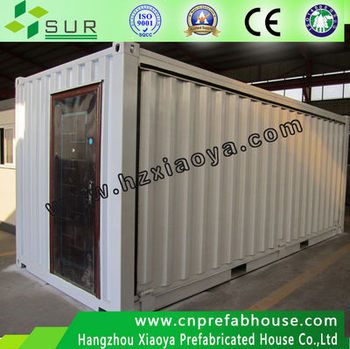20ft/ 40ft shipping container house /bedroom movable house ...