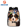 Fashionable patterns kids school bags trendy backpack
