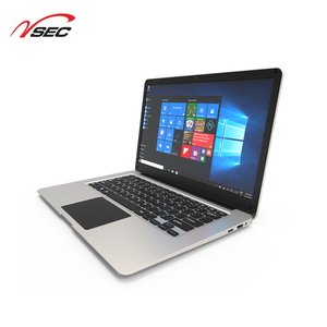 Chinese newset 14.1 Inch laptop notebook APOLLO LAKE N3450 windows10 system 32GB/64GB/128GB optional 2.5Ghz IPS Panel