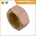 Brass K710 The End Cap Pipe Cap Fitting