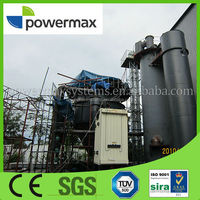 modular design Cassava leaf biomass gasification power plant with CE certificate