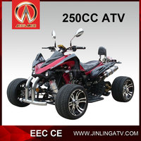 EEC racing 250cc quad bike/four wheels atv