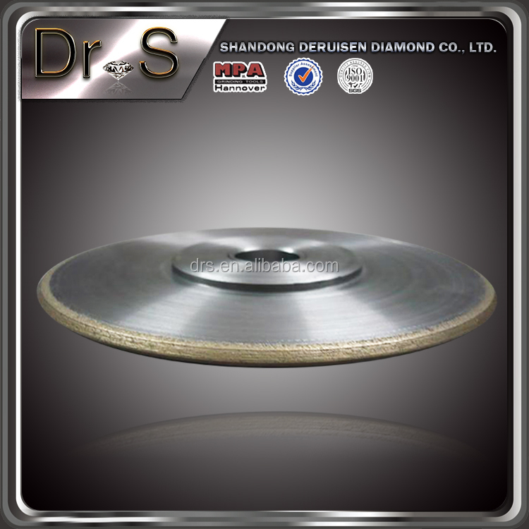 Dr.s factory high grade and low price diamond/cbn grinding wheel for sale