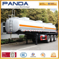Pandamech Tri Axle Stainless Steel Fuel