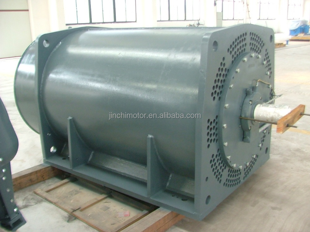 IC511 Series High Voltage Squirrel Cage Motor