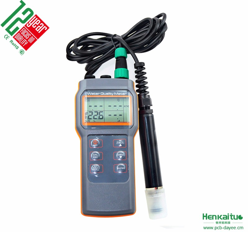 Function Of Conductivity Meter : Az handheld water quality tester multuple function ph