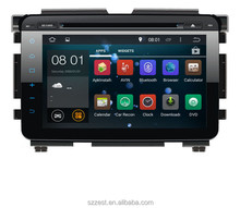 ZESTECH double din Android 7.1 car audio stereo Multimedia GPS CAR DVD player FOR HONDA CR-V