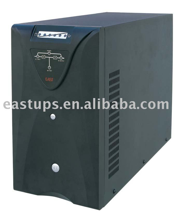 high frequency Online UPS With LED display up to 10KVA