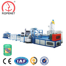 Agriculture film twine extruder raffia threads extruder for sale