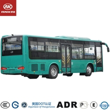 Ankai New Promotional China HK6813G used city bus