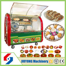 2015 new type reasonable internal structure food warmer truck