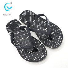 New arrival ladies flip flop wedge slippers in portugal kolhapuri chappal price