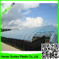 factory directly 200 micron blue greenhouse film for vegetable planting greenhouse film