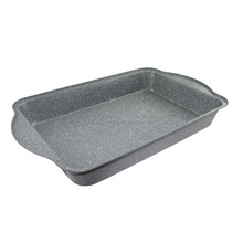 Chenda Carbon Steel Non-stick Bread Baking Tin with Handle CD-F1024