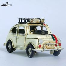 New products unique design handmade vintage model cars in many style