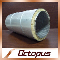 High Quality Pre-insulated Duct Sheet/Spiral Duct