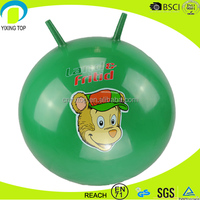 thick adult ball bouncy for exercise equipment