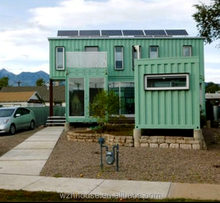 Prefab Shipping Container House Coffee Shop Classroom for Sale