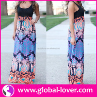 Hot style sleeveless sundress party dresses mother of the groom