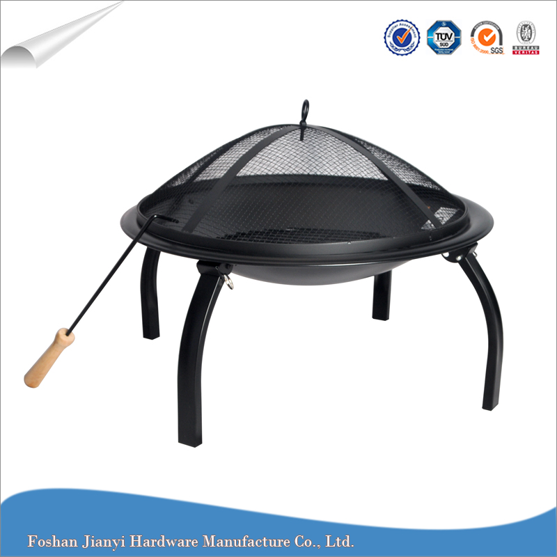 22 Inch Fire Pit Wood Burning Outdoor Heater Outdoor Fire Pit